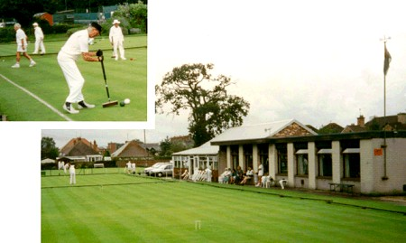 play croquet at East Dorset Croquet Club in Poole