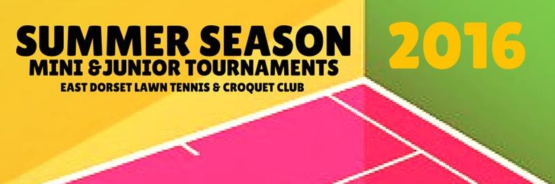 Summer junior tournaments
