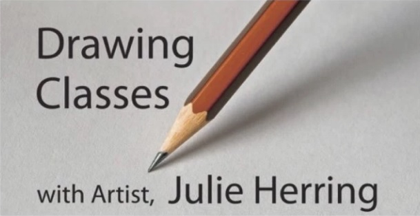 Spring drawing classes, sign up now!