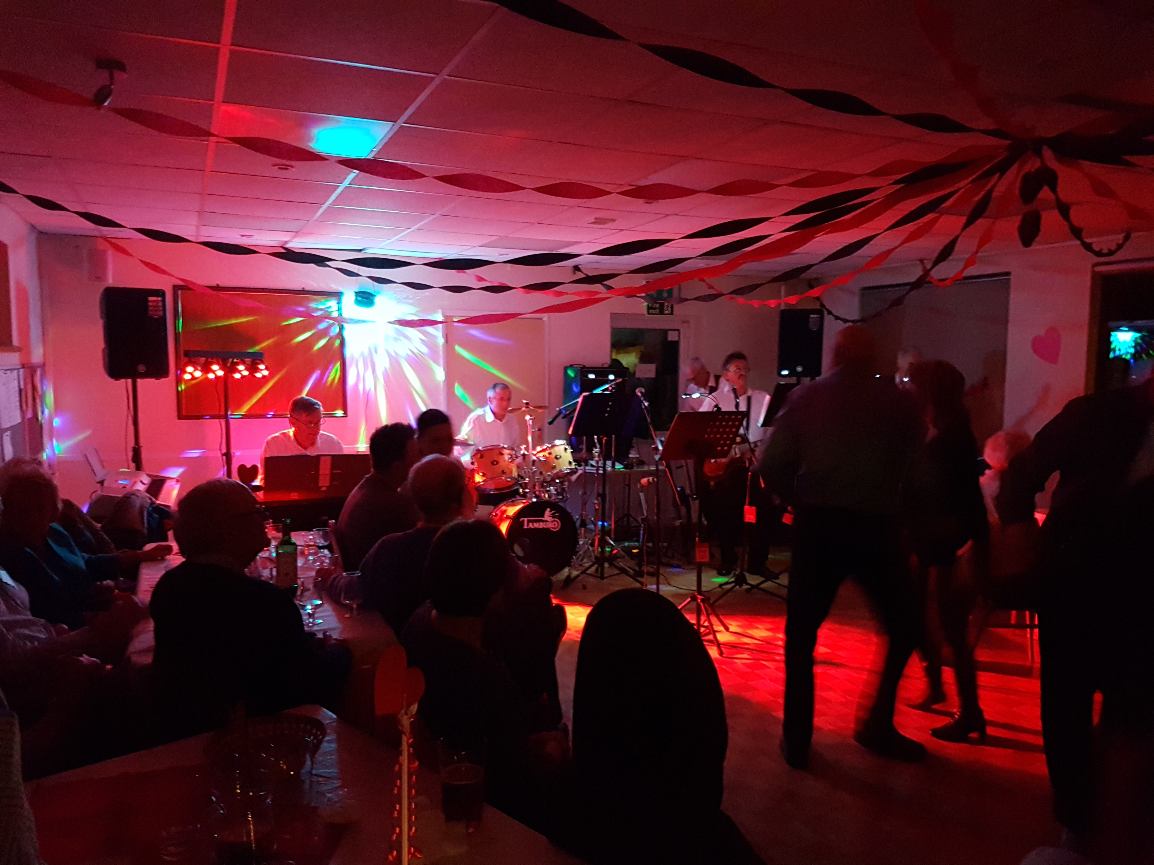 Valentines Musical Night social a success!