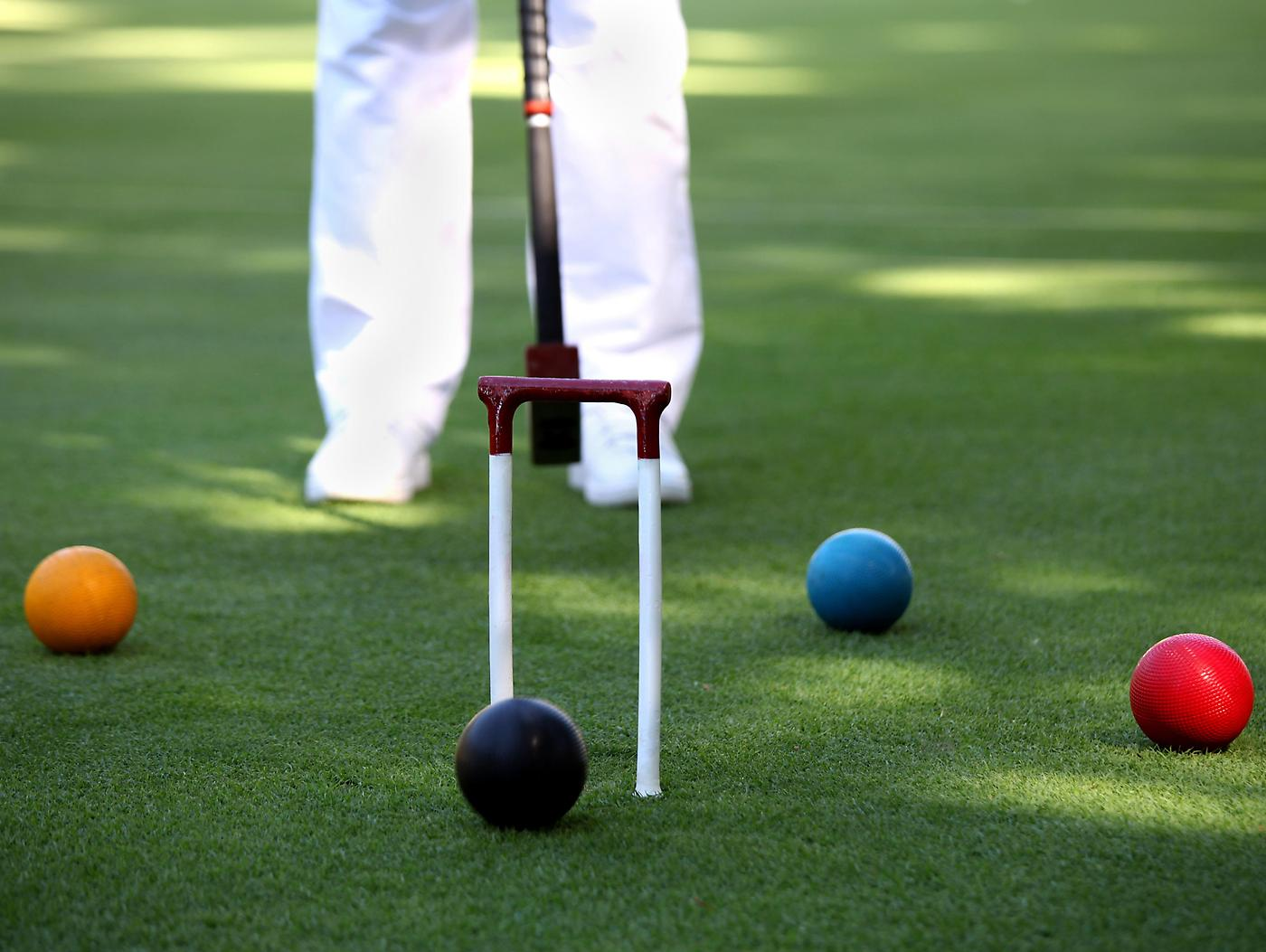 Westerns croquet tournament – 12th-14th May
