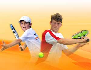 Max Tennis Academy training camps and matchplay at February half-term