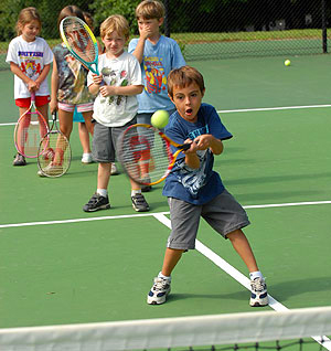 East Dorset Mini Tennis Friday pay & play!