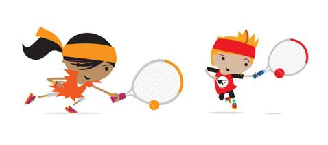 October half-term tennis camps